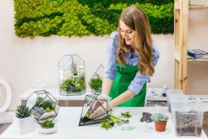 Ogród w słoiku? Uwaga na chronione mchy i porosty!