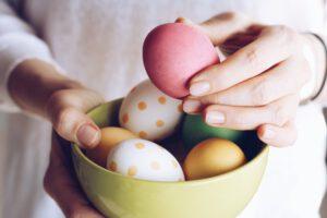 Etnolog jajko to najbardziej czytelny i uniwersalny symbol życia