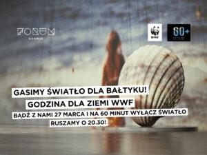 Multi: Forum Gdańsk gasi światło dla Bałtyku