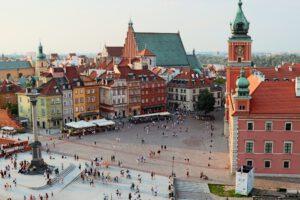 I w Warszawie jest miejska wyspa ciepła