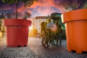 Duża donica na wielkie wyzwania – Gianto Grande wkracza do miast!